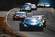 August 5 2018: IMSA Weathertech Continental Tire Road Race Showcase. 14 3GT Racing, Lexus RCF GT3, Dominik Baumann, Kyle Marcelli