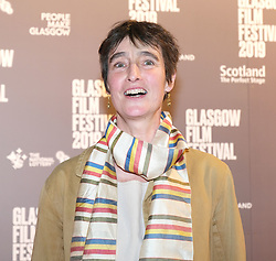 Glasgow Film Festival 2019<br /> <br /> The UK Premiere of Tell It to the Bees<br /> <br /> Pictured: Author Fiona Shaw<br /> <br /> (c) Aimee Todd | Edinburgh Elite media