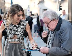 Edinburgh International Film Festival 2019<br /> <br /> Liberte: A Call To Spy (World Premiere)<br /> <br /> Pictured: Producer, writer & actor Sarah Megan Thomas<br /> <br /> Alex Todd | Edinburgh Elite media
