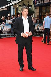 Licensed to London News Pictures. Hugh Grant, Alan Partridge: Alpha Papa World Film Premiere, Vue West End cinema Leicester Square, London UK, 24 July 2013. Photo credit: Richard Goldschmidt/LNP