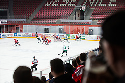 First league between HDD Acroni Jesenice vs HK SZ Olimpia, on April 23, 2019 in Jesenice, Slovenia. Photo by Peter Podobnik / Sportida
