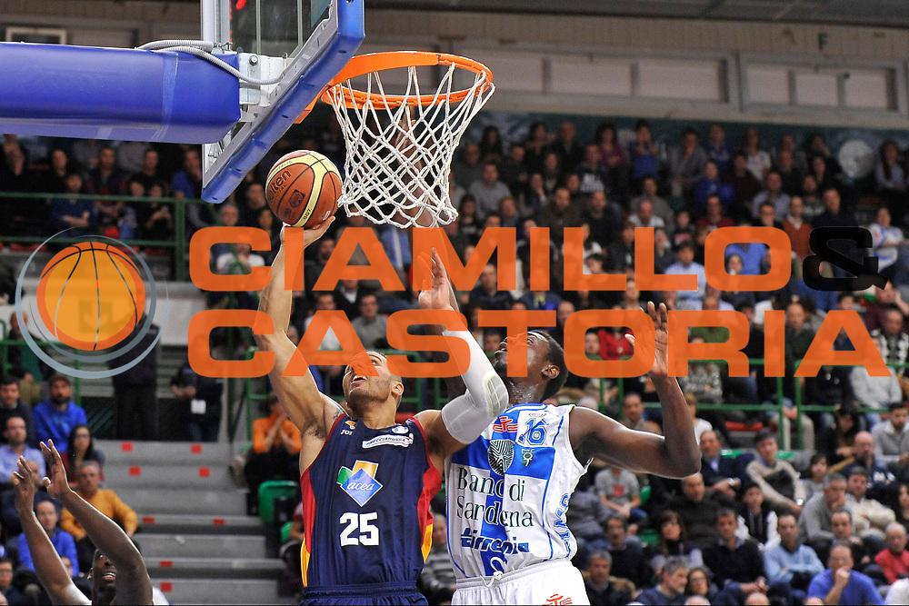DESCRIZIONE : Campionato 2014/15 Dinamo Banco di Sardegna Sassari - Virtus Acea Roma<br /> GIOCATORE : Jordan Morgan<br /> CATEGORIA : Tiro Penetrazione Sottomano<br /> SQUADRA : Virtus Acea Roma<br /> EVENTO : LegaBasket Serie A Beko 2014/2015<br /> GARA : Dinamo Banco di Sardegna Sassari - Virtus Acea Roma<br /> DATA : 15/02/2015<br /> SPORT : Pallacanestro <br /> AUTORE : Agenzia Ciamillo-Castoria/C.Atzori<br /> Galleria : LegaBasket Serie A Beko 2014/2015<br /> Fotonotizia : Campionato 2014/15 Dinamo Banco di Sardegna Sassari - Virtus Acea Roma<br /> Predefinita :Predefinita :