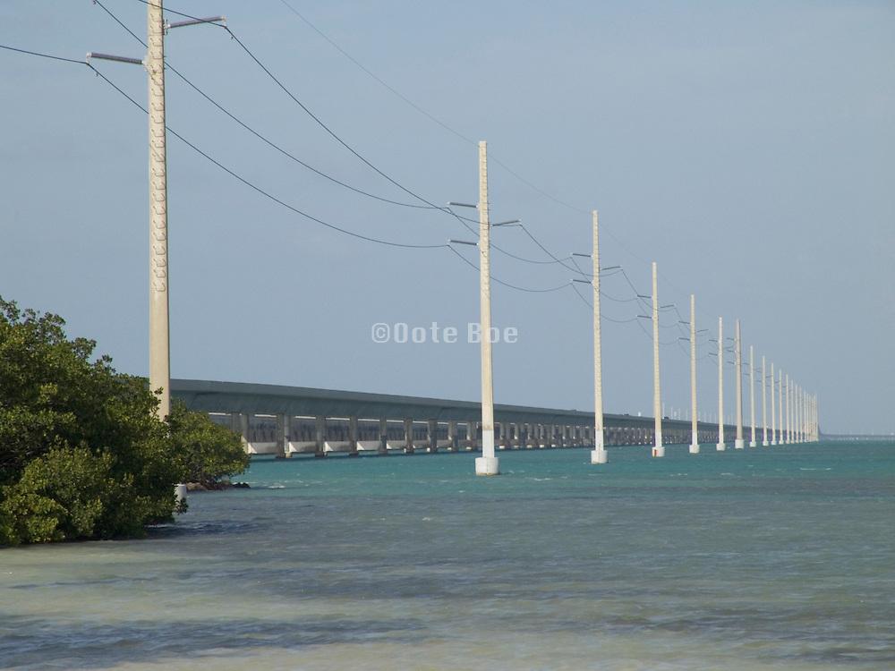 Florida Keys 7 miles bridge route 1