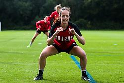 Olivia Chance of Bristol City Women during training at Failand - Mandatory by-line: Robbie Stephenson/JMP - 26/09/2019 - FOOTBALL - Failand Training Ground - Bristol, England - Bristol City Women Training