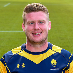 Niall Annett of Worcester Warriors - Mandatory by-line: Robbie Stephenson/JMP - 25/08/2017 - RUGBY - Sixways Stadium - Worcester, England - Worcester Warriors Headshots