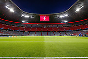 General stadium view inside the Allianz Arena before the Champions League match between Bayern Munich and Liverpool at the Allianz Arena, Munich, Germany, on 13 March 2019.