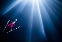 06.01.2015, Paul Ausserleitner Schanze, Bischofshofen, AUT, FIS Ski Sprung Weltcup, 63. Vierschanzentournee, Finale, im Bild Aleksander Zniszczol (POL) // Aleksander Zniszczol of Poland during Final Jump of 63rd Four Hills <br /> Tournament of FIS Ski Jumping World Cup at the Paul Ausserleitner Schanze, Bischofshofen, Austria on 2015/01/06. EXPA Pictures &copy; 2015, PhotoCredit: EXPA/ JFK