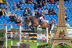 Klaphake Laura, GER, Bantou Balou<br /> CHIO Aachen 2019<br /> Weltfest des Pferdesports<br /> © Hippo Foto - Stefan Lafrentz<br /> Klaphake Laura, GER, Bantou Balou