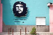 Che in Buenaventura, Holguin, Cuba.