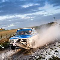 Car 36 Tony Jardine / Nick Cooper