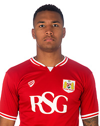 Liam Moore of Bristol City   - Mandatory byline: Joe Meredith/JMP - 07966386802 - 04/08/2015 - FOOTBALL - Bristol City Training Ground -Bristol,England - Bristol City Headshots