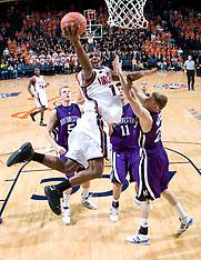20071127 - Northwestern at Virginia (NCAA Basketball)