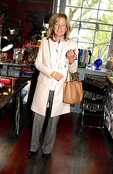 PRINCESS CHANTAL OF HANOVER at a launch preview sale of Nathalie Hambro's new line of fashion accessories 'Full of Chic' held at her home 63 Warwick Square, London SW1 on 5th May 2005.<br />