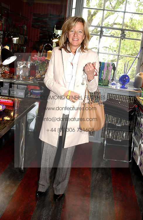 PRINCESS CHANTAL OF HANOVER at a launch preview sale of Nathalie Hambro's new line of fashion accessories 'Full of Chic' held at her home 63 Warwick Square, London SW1 on 5th May 2005.<br /><br />NON EXCLUSIVE - WORLD RIGHTS