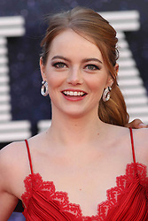 September 16, 2018 - London, England, United Kingdom - 9/13/18.Emma Stone at the Netflix Television series premiere of ''Maniac''..(London, England, UK) (Credit Image: © Starmax/Newscom via ZUMA Press)