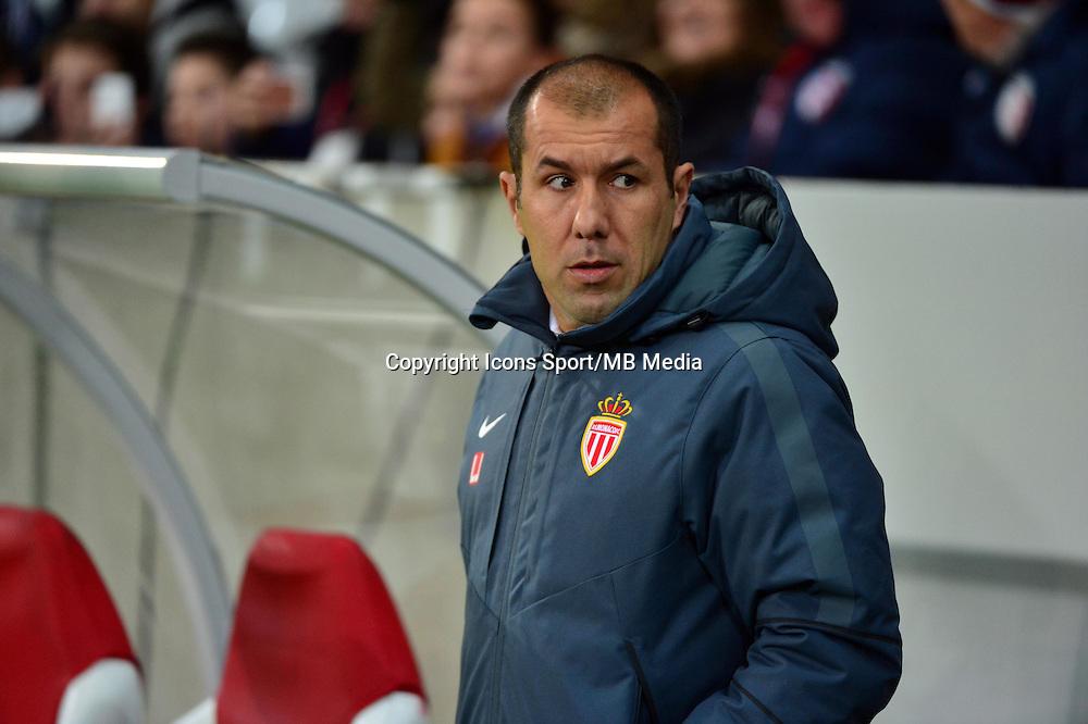 Leonardo JARDIM  - 24.01.2015 - Lille / Monaco - 22eme journee de Ligue1<br />Photo : Dave Winter / Icon Sport