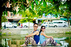 Chiang Mai Pre-Wedding Photography: Kuma and Novia