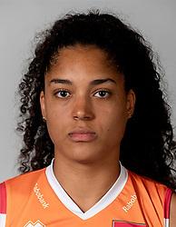 10-05-2018 NED: Team shoot Dutch volleyball team women, Arnhem<br /> Celeste Plak #4 of Netherlands