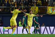 Villarreal CF v Real Betis 061116