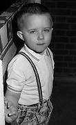 Kid, High Wycombe, UK, 1980s.