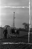 1963 - The Ambassador Oil rig at Lismaine, Ballyragget, Co. Kilkenny
