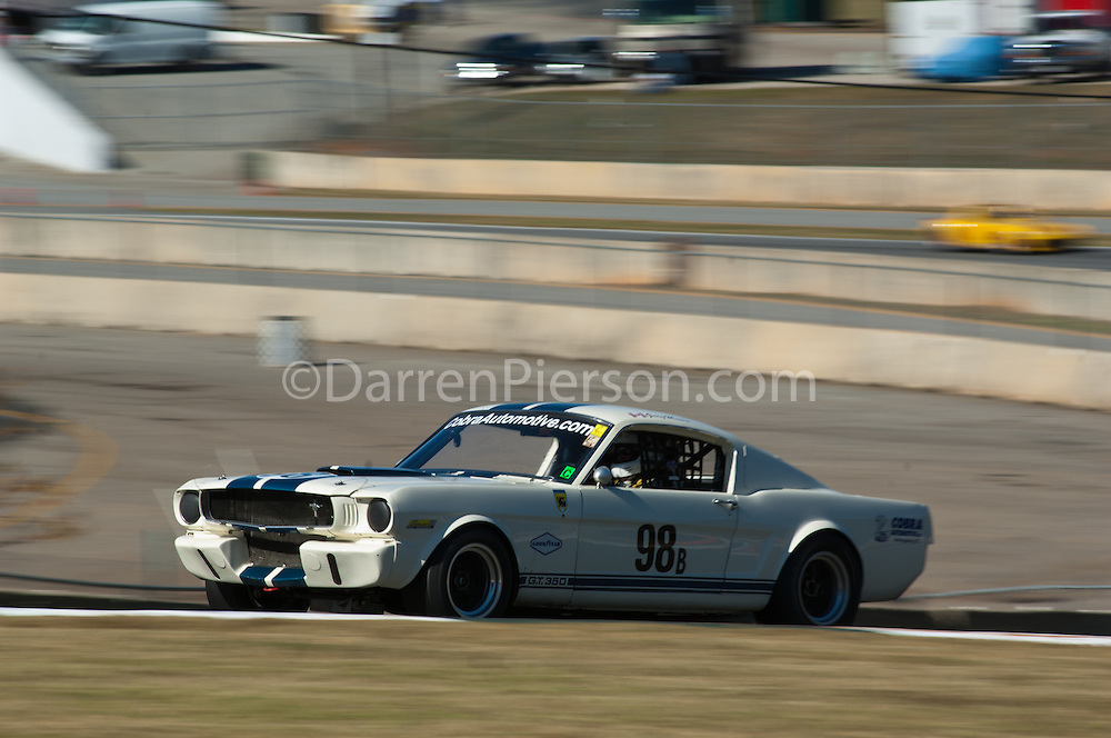 #98 6BP '66 Shelby GT350: Gary Moore