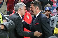 Benfica v Manchester United - 18 October 2017