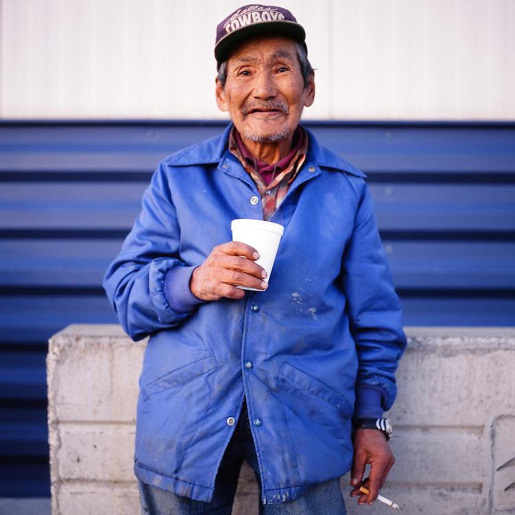 BETHEL, ALASKA - 2009: Willy.