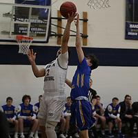 Men's Basketball: North Central University Rams vs. The College of St. Scholastica Saints