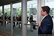 Garda Security during the WEC World Energy Congress -  Palais des congres / Montreal / Canada / 2010-09-12, © Photo Marc Gibert/ adecom.ca