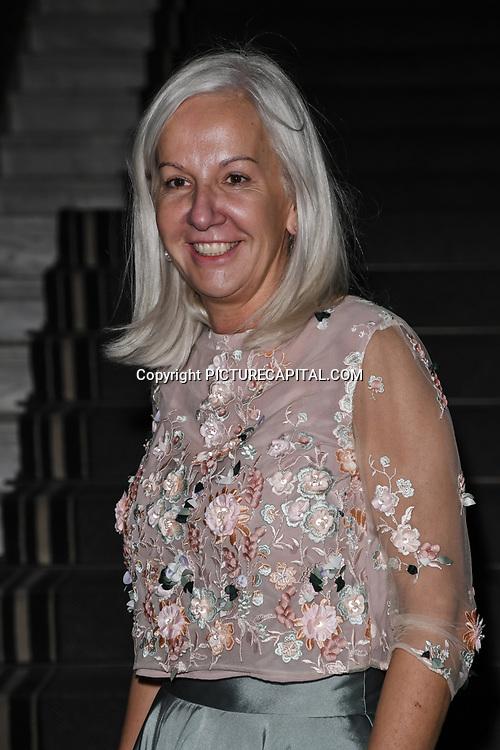 Iris Van Der Veken attend Positive Luxury Awards 2020 at Kimpton Fitzroy London Hotel, 1-8 Russell Square, Bloomsbury, London, UK. 25th February 2020.