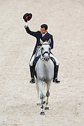 Manuel Veiga - Ben Hur Da Broa<br /> Alltech FEI World Equestrian Games™ 2014 - Normandy, France.<br /> © DigiShots