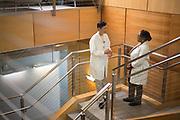 CHARLESTON, SC – MAY 11, 2017: Scenes from the Medical University of South Carolina.