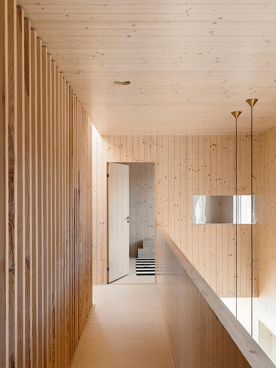 Villa Lycka in Helsinki, Finland, designed by Viiri-Ylinenpää Architects