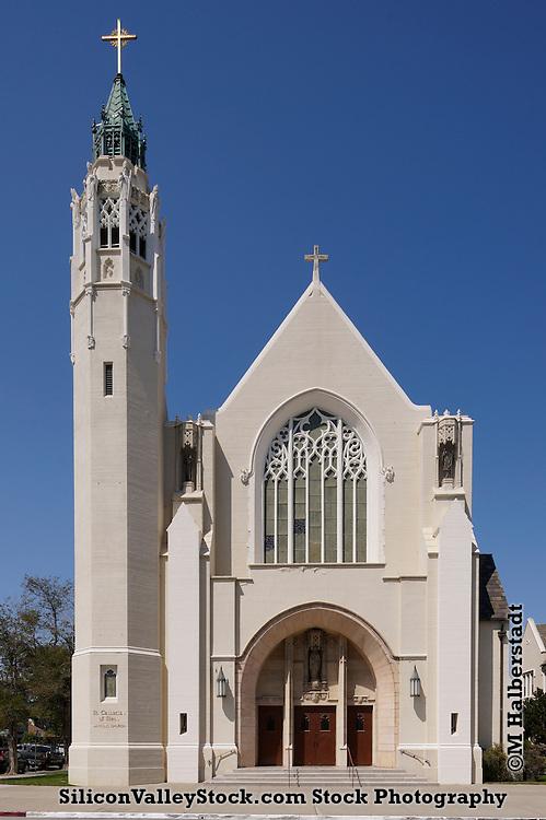 St. Catherine of Siena Church, Burlingame, California