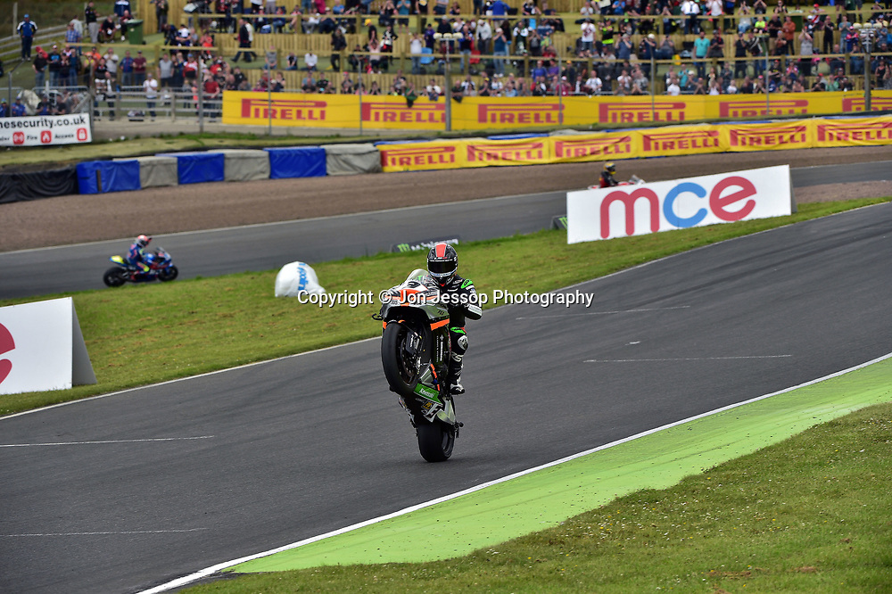 #3 Billy McConnell Quattro Plant FS-3 Racing Kawasaki MCE British Superbike Championship