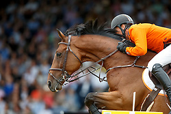 Dubbeldam Jeroen, (NED), SFN Zenith NOP<br /> Individual Final Competition<br /> FEI European Championships - Aachen 2015<br /> © Hippo Foto - Dirk Caremans<br /> 23/08/15