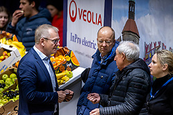ENGEMANN Heinrich Hermann (Co-Bundestrainer Springen)<br /> Impression am Rande<br /> Preis der Familie Müter <br /> Deutschlands U25 Springpokal der Stiftung Deutscher Spitzenpferdesport<br /> Nat. Springprüfung Kl. S*** mit Stechen<br /> Braunschweig - Classico 2020<br /> 07. März 2020<br /> © www.sportfotos-lafrentz.de/Stefan Lafrentz