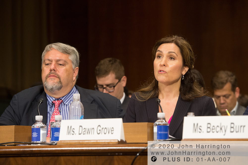 """Ms. Dawn Grove, Corporate Counsel<br /> Karsten Manufacturing testifies Wednesday September 14, 2016, before the Subcommittee on Oversight, Agency Action, Federal Rights and Federal Courts, testimony was also heard from The Honorable Lawrence E. Strickling, Assistant Secretary for Communications and Information and Administrator<br /> National Telecommunications and Information Administration (NTIA), United States Department of Commerce;  Mr. Göran Marby, CEO and President, Internet Corporation for Assigned Names and Numbers (ICANN); Mr. Berin Szoka, President, TechFreedom; Mr. Jonathan Zuck, President, ACT The App Association;  Ms. Dawn Grove, Corporate Counsel<br /> Karsten Manufacturing; Ms. J. Beckwith (""""Becky"""") Burr, Deputy General Counsel and Chief Privacy Officer, Neustar;  Mr. John Horton, President and CEO, LegitScript;  Mr. Steve DelBianco, Executive Director, NetChoice; Mr. Paul Rosenzweig, Former Deputy Assistant Secretary for Policy, U.S. Department of Homeland Security."""