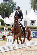 Beatrice Buchwald - Lord Carnaby<br /> FEI World Breeding Dressage Championships for Young Horses 2012<br /> © DigiShots