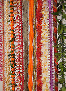 Hawaii flower lei strand