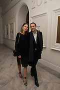 JEMIMA GOLDSMITH; BEN GOLDSMITH, Vogue100 A Century of Style. Hosted by Alexandra Shulman and Leon Max. National Portrait Gallery. London. WC2. 9 February 2016.