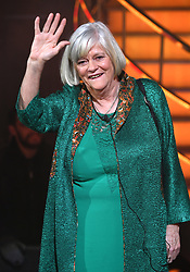 Ann Widdecombe is evicted from the Celebrity Big Brother House 2018, Elstree Studios, Borehamwood. Picture credit should read: Doug Peters/EMPICS Entertainment