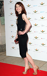 Jodie Whittaker  arriving at the Women for Women International Gala in London, Thursday, 3rd May 2012. Photo by: Stephen Lock / i-Images