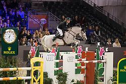 Van Paesschen Constant, (BEL), Citizenguard Toscan de St Hermelle<br /> VDL Groep Prijs<br /> Indoor Brabant - 's Hertogenbosch 2015<br /> © Hippo Foto - Dirk Caremans