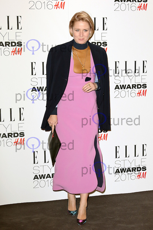 Roisin Murphy, ELLE Style Awards 2016, Millbank London UK, 23 February 2016, Photo by Richard Goldschmidt
