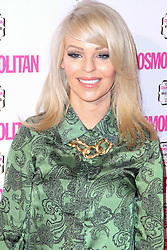 © Licensed to London News Pictures. 05/12/2013, UK. Katie Piper, Cosmopolitan Ultimate Women of the Year Awards 2013, V&A, Cromwell Road, London UK, 05 December 2013e. Photo credit : Brett D. Cove/Piqtured/LNP