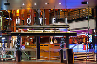Sky City Hotel, Sky City entertainment complex, Central Business District, Auckland, New Zealand