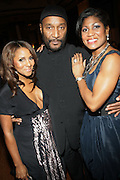 l to r: Marvet Britto, Paul Mooney and Joecelyn Taylor at The 2009 NV Awards: A Salute to Urban Professionals sponsored by Hennessey held at The New York Stock Exchange on February 27, 2009 in New York City. ....