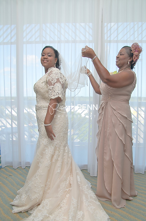 Voneta and David Wedding at the Grand Lucayan Hotel Freeport Grand Bahama
